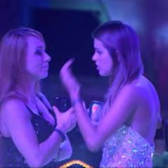 """Farpas no """"BBB14"""": Aline e Angela discutem na festa Vegas"""