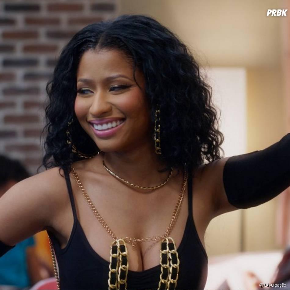 """Nicki Minaj faz uma participação em """"Um Salão do Barulho 3"""""""