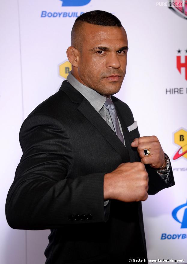 No UFC 173, Vitor Belfort teve que desistir de luta contra Chris Weidman