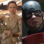 """Dia de """"Star Wars"""": qual lado de """"Capitão América: Guerra Civil"""" os personagens da saga escolheriam?"""