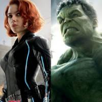"""Viúva Negra e Hulk, de """"Os Vingadores"""", em filmes solos? Kevin Feige fala sobre planos do estúdio"""