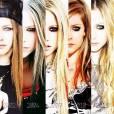 A foto do perfil da Avril Lavigne, no Twitter, mostrando o quanto ela não mudou com o passar dos anos