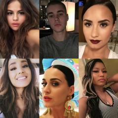 Selena Gomez, Justin Bieber, Demi Lovato e mais: ouça os cantores sem auto tune em seus sucessos!