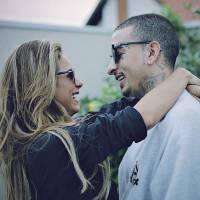 MC Guime e Lexa trocam declarações românticas no Instagram e fãs elogiam casal! Confira