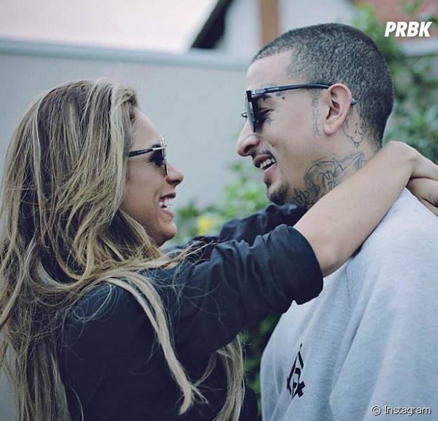 MC Guime e Lexa mais apaixonados do que nunca! Casal trocam mensagens carinhosas nas redes sociais