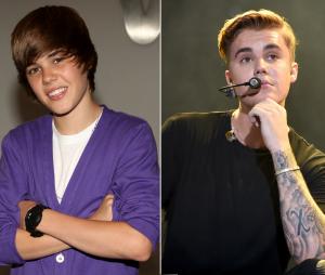 Justin Bieber estourou quando ainda era criança