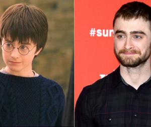 """Como esquecer de Daniel Radcliffe em """"Harry Potter"""", né?"""