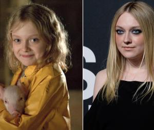 Dakota Fanning estrela filmes de sucesso desde pequena