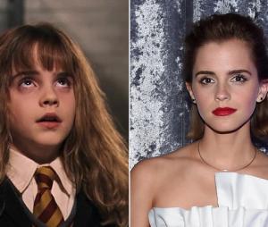 Emma Watson é outra artista que faz sucesso desde novinha