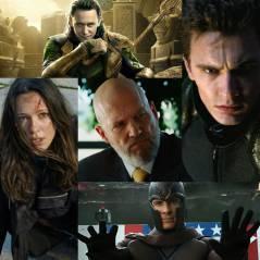 """De """"X-Men: Apocalipse"""" a """"Homem de Ferro"""": veja os personagens mais falsianes do mundo do cinema!"""