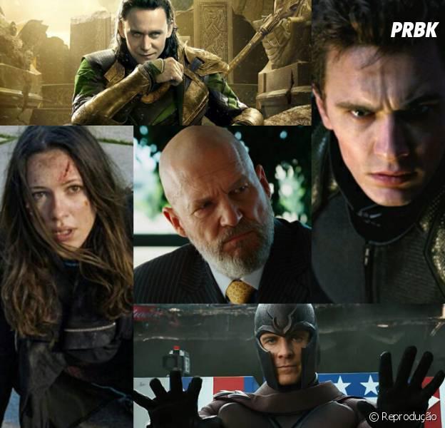 Descubra quem são os personagens mais falsianes do cinema!