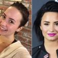 Demi Lovato vive postando fotos sem maquiagem