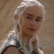"""Em """"Game of Thrones"""": na 6ª temporada, Daenerys (Emilia Clarke) faz ameaça em nova prévia!"""