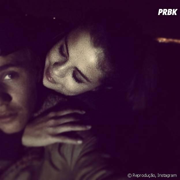 """Justin Bieber e Selena Gomez: """"Eu amo o jeito que você me olha"""""""