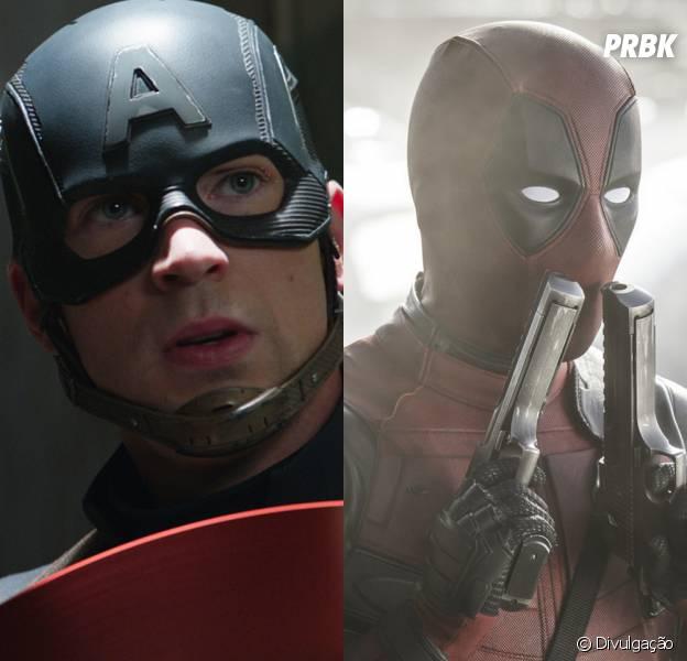 """""""Capitão América: Guerra Civil"""" supera """"Deadpool"""" e é o maior filme de 2016 nos EUA"""