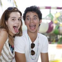É namoro ou amizade? Gabriel Falcão nega affair com Bianca Salgueiro