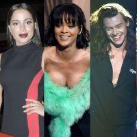 Anitta, Rihanna, Harry Styles, Selena Gomez e mais cantores que vão atacar de atores no cinema!