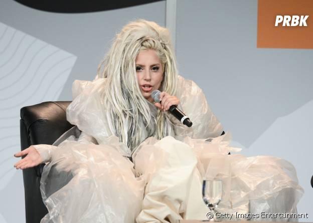 Lady Gaga fez apresentação polêmica no Festival SXSW, nos EUA