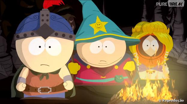 """O polêmico game """"South Park: the Stick of Truth"""" foi lançado no dia 4 de março"""