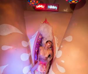Miley Cyrus adora fazer umas fotos mais polêmicas