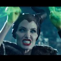 """""""Malévola"""" ganha novo trailer com cenas inéditas de Angelina Jolie e um dragão"""