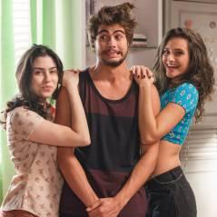 """Em """"Totalmente Demais"""", Rafael Vitti aparece pelado e dá em cima de Cassandra e Débora!"""