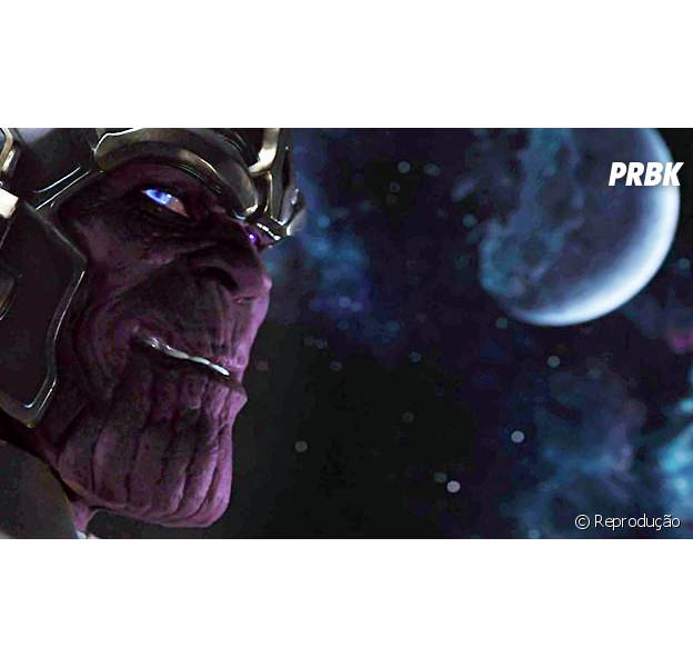 """Vilão Thanos (Josh Brolin) já apareceu em """"Guardiões da Galáxia"""""""