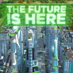 """De """"SimCity Buildit"""": atualização """"Cidades do Futuro"""" chega ao game de Android e iOS com novidades!"""
