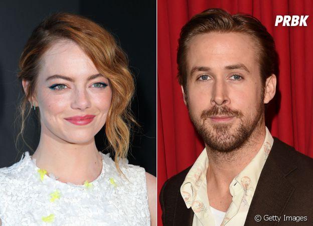 """""""La La Land"""", com Emma Stone e Ryan Gosling, estreia em janeiro de 2017"""