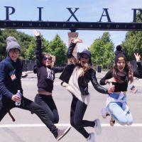 Nah Cardoso, Taci Alcolea e Vih Tube invadem estúdios da Pixar e encontram a Dory em vídeo inédito