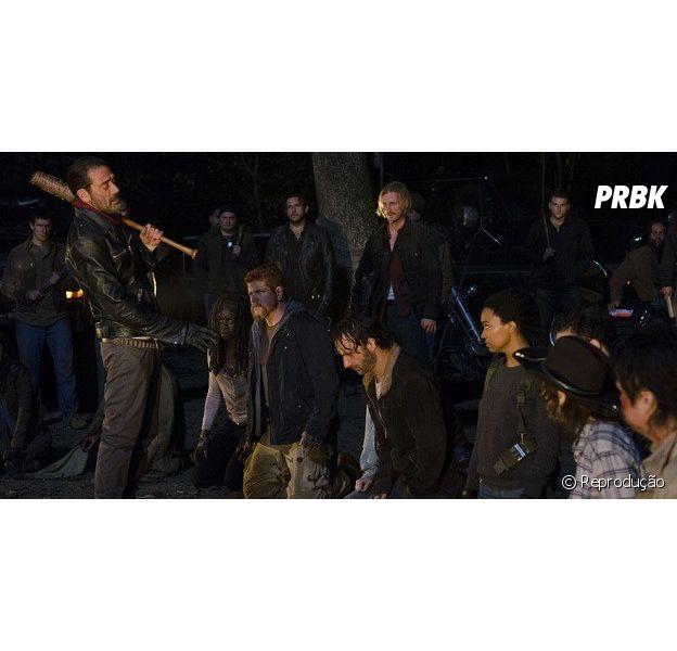 """Em """"The Walking Dead"""": equipe grava morte de 11 personagens para evitar spoilers"""