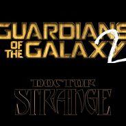 """De """"Guardiões da Galáxia 2"""" e """"Doutor Estranho"""": sinopses oficiais são divulgadas pela Marvel!"""