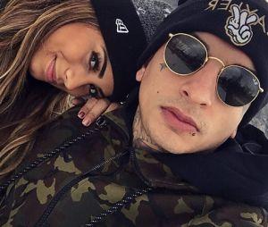 """MC Guime comemorou o noivado com a cantora Lexa no """"Encontro com Fátima Bernardes"""""""