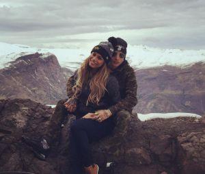 MC Guime e Lexa viajaram para o Chile e brincaram muito na neve. Eles arrasam!