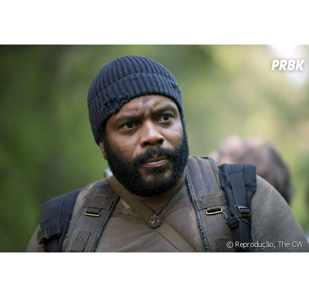 "Em ""Arrow"": Chad L. Coleman, de ""The Walking Dead"", será novo vilão da trama!"