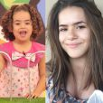 Maisa Silva cresceu na frente das câmeras e hoje não é mais a menininha dos cachinhos dourados