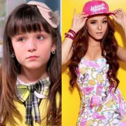 Larissa Manoela, Maisa Silva, Priscilla Alcantara e o antes e depois das jovens celebridades!