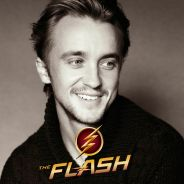 "De ""The Flash"": na 3ª temporada, Tom Felton, o Draco Malfoy de ""Harry Potter"", entra para elenco!"