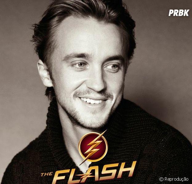 """Em """"The Flash"""": na 3ª temporada, ator de """"Harry Potter"""" ganha papel regular"""