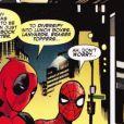 """Em conversa, Deadpool e Homem-Aranha ironizam cenas de filme """"Batman Vs Superman"""""""