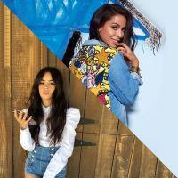 Anitta e Camila Cabello, do Fifth Harmony, trocam recados no Twitter e vão parar nos Trending Topics