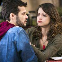 """Novela """"Haja Coração"""": Camila (Agatha Moreira) se declara para Giovanni após término"""