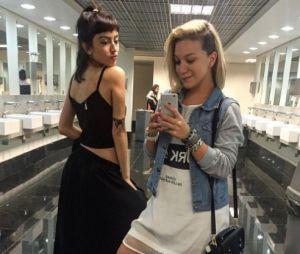 Maju Trindade e Priscilla Alcantara são duas lindas