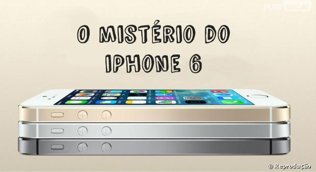 Será que os rumores sobre o iPhone 6 sõa verdadeiros?