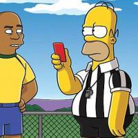 """Em SP, episódio de """"Os Simpsons"""" mostra derrota do Brasil na Copa 2014"""