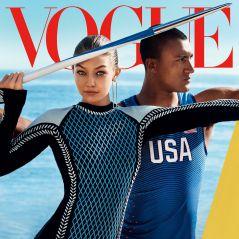 """Gigi Hadid posa para a capa da Vogue americana pela 1ª vez: """"Maior sonho realizado"""""""