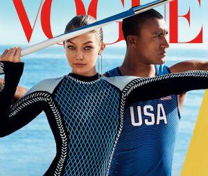 Veja fotos do ensaio de capa de Gigi Hadid para a Vogue americana