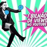 """Anitta arrasando no Youtube! Saiba quais são os clipes mais visualizados da dona do hit """"Bang""""!"""