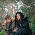 """Filme """"Mulher Maravilha"""":Diana (Gal Gadot)vive numa ilha e, ao conhecer o piloto Steve Trevor (Chris Pine), descobre que o mundo está em guerra"""