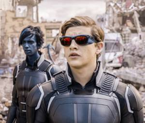 "Tye Sheridan interpreta o Ciclope, em ""X-Men: Apocalipse"""
